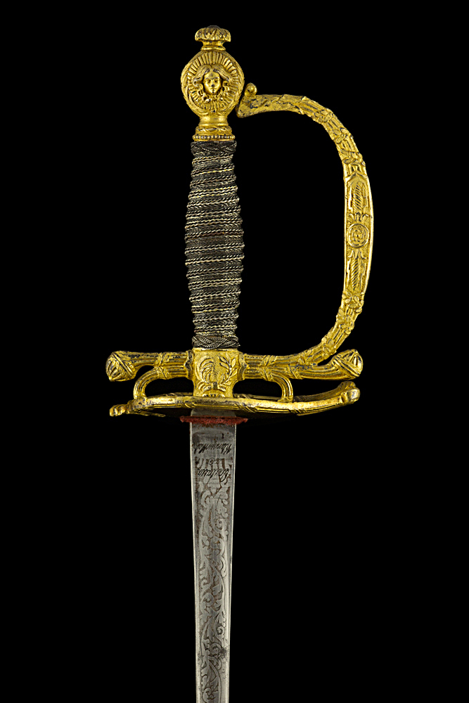 S000021_French_Empress_Guard_Smallsword_Hilt_Reverse_