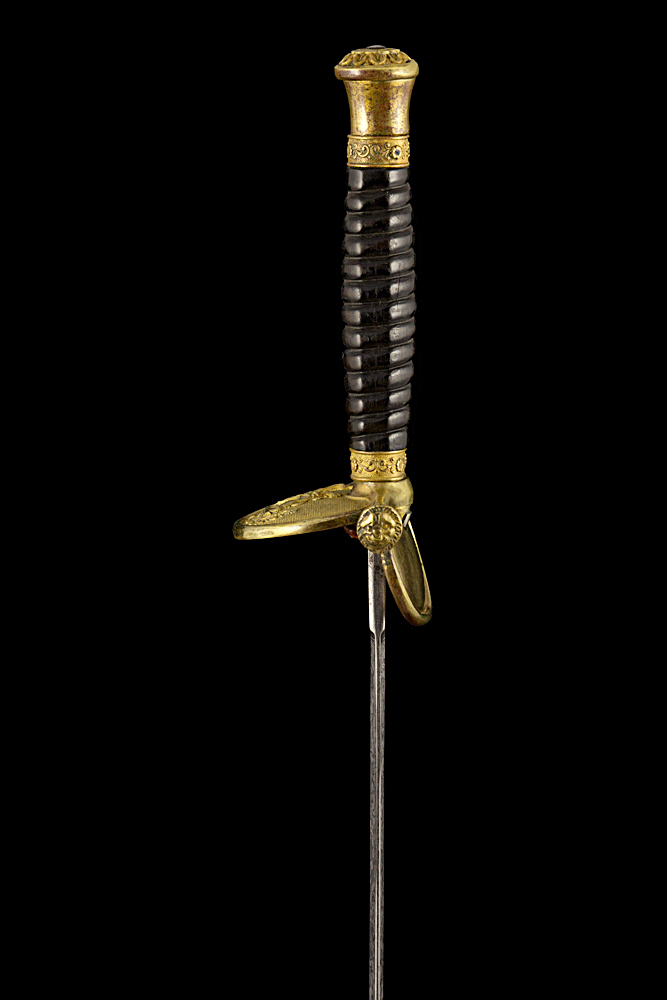 S000048_Belgian_Smallsword_Hilt_Left_Side