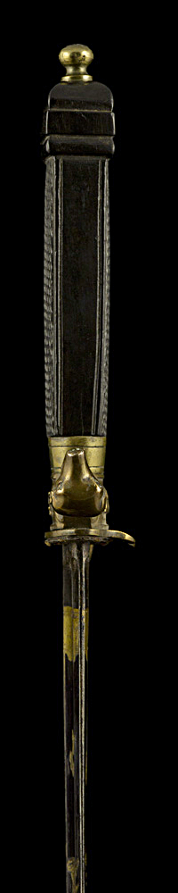 S000087_Belgian_Wounded_of_September_Gladius_Hilt_Right_Side