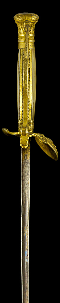 S000099_French_Smallsword_Hilt_Right_Side