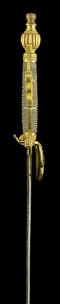S000103_Scottish_Court_Smallsword_Hilt_Right_Side