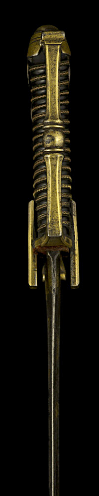 S000122_American_Light_Cavalry_Sabre_Hilt_Right_Side