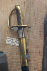 1822 pattern Light Cavalry Sword
