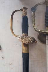 Dutch Model Bandsman Sword