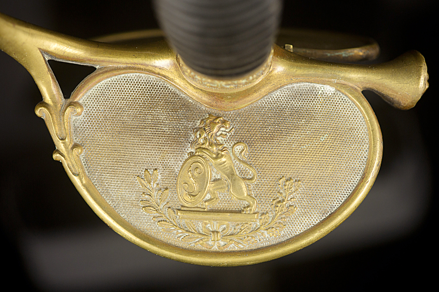 S000047_Belgian_Smallsword_Detail_Shell_Obverse