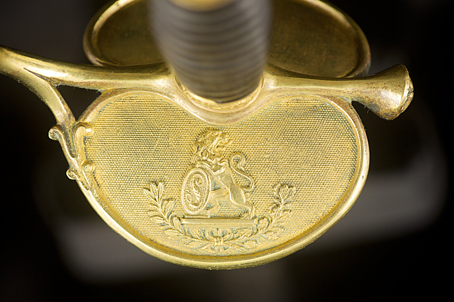 S000048_Belgian_Smallsword_Detail_Shell_Obverse