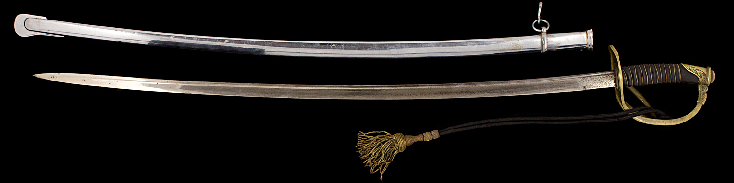 S000049_Belgian_Sword_Full_Reverse_Next_to_Scabbard