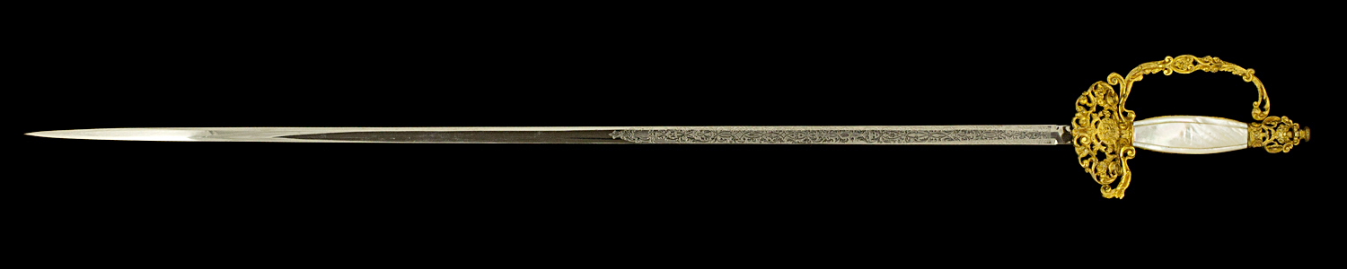 S000063_Belgian_Civil_Servant_Smallsword_Full_Obverse_
