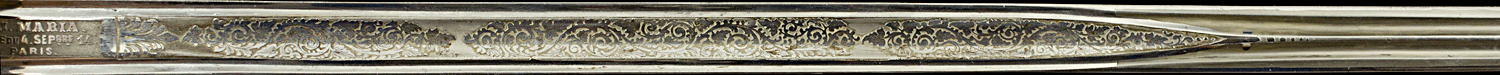 S000076_French_General_Sword_Detail_Blade_Obverse