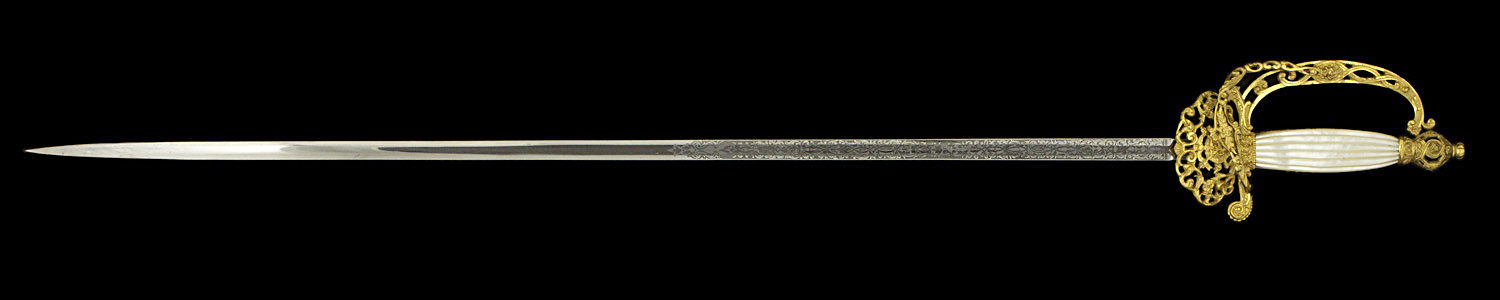S000091_Belgian_Court_Sword_Full_Obverse_