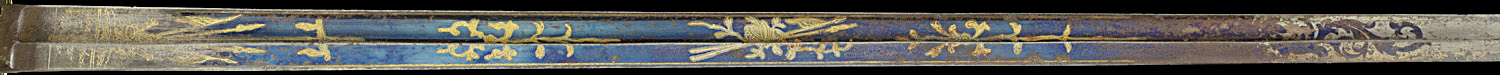 S000125_Belgian_Dutch_1820_Model_Smallsword_Detail_Blade_Obverse
