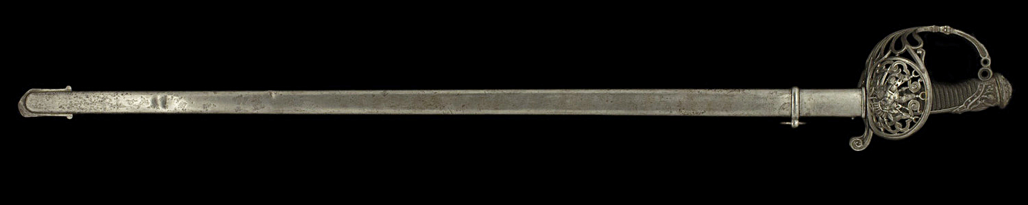 S000127_French_Presentation_Sword_Full_Obverse_With_Scabbard